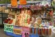 Street market at Chapultepec zoo, mexico city