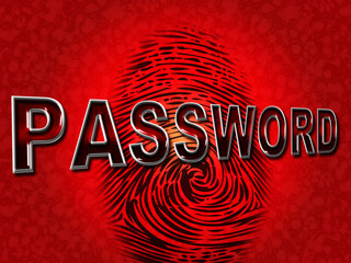 Password Fingerprint Shows Log Ins And Accessible