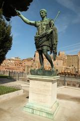 Statue d'Auguste - Rome