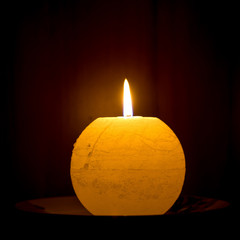 Spherical Candle