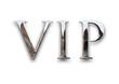 Leinwanddruck Bild - Very important person VIP