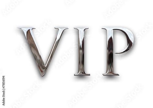 Leinwanddruck Bild Very important person VIP