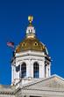 Concord New Hamshire Capitol Dome