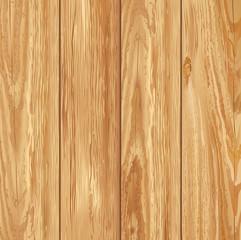 Realistic wooden texture. Vector