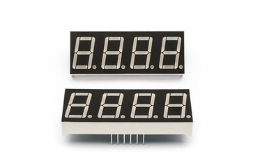 4 Digits 7-Segment Display
