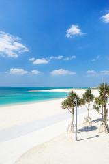 沖縄の海・豊崎美らSUNビーチ