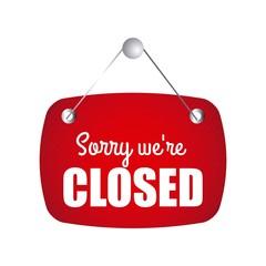 closed design