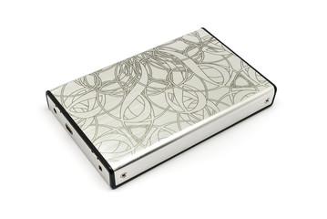 Aluminum External Hard Drive Case