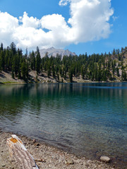 Shadow Lake, Lassen Volcanic National Park