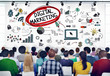 Diverse People in a Seminar About Digital Marketing - 71860141