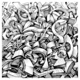 Abstract doodles - 71861328