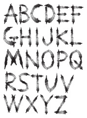 Sketchy Style Fonts