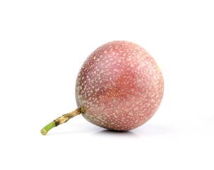 Passion Fruit Passion Fruit on white background