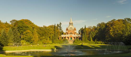 Kaplica na Cmentarzu Centralnym  w Szczecinie