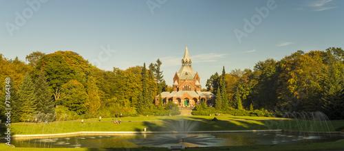 Zdjęcia na płótnie, fototapety, obrazy : Kaplica na Cmentarzu Centralnym  w Szczecinie