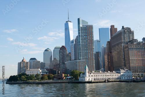 La ville de New York Poster