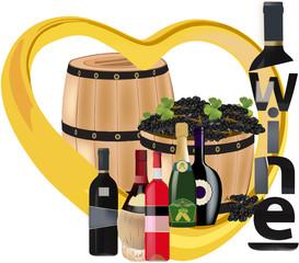 amo il vino