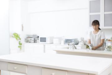 キッチン背景