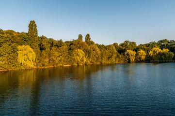 Köln - Fühlinger See - ganz ruhig
