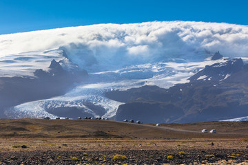 Vatnajokull Glacier National Park, Iceland