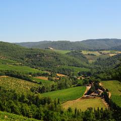 Hill of Tuscany