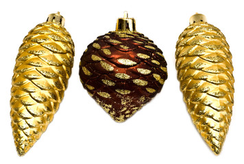 new-year cones
