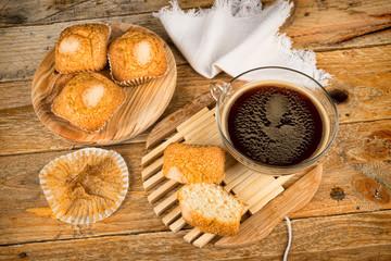 Muffin snack