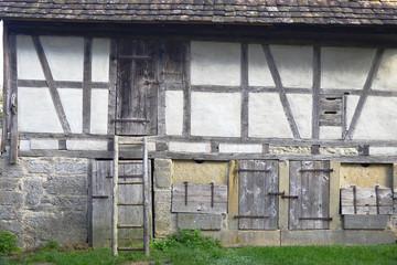 Bauernhof Stall