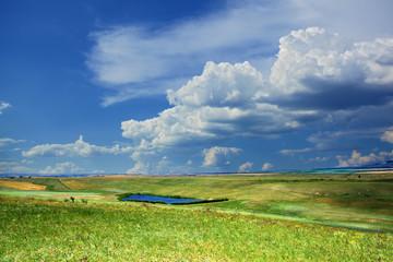 picturesque view. Crimea. Ukraine.