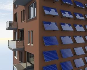 Duurzame energie en hoogbouw
