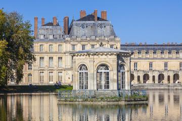 Fontainebleau les derrières