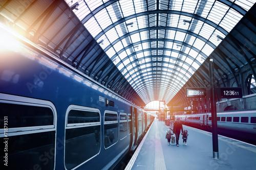 art railway station