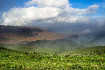 paesaggio di montagna 0915