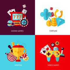 Game design set