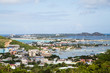Colorful Condos and Yacht Basins in St Martin