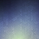 Abstract background with geometric elements. Vector
