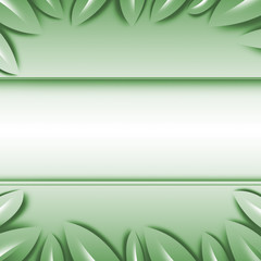 olive leafs texture background