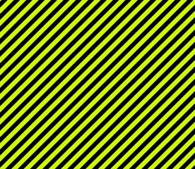 Diagonale Streifen schwarz gelb-grün