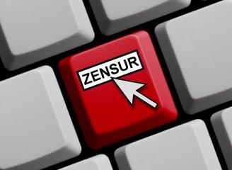 Zensur online