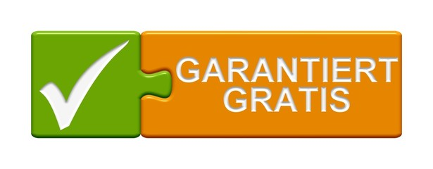 Puzzle Button: Garantiert gratis