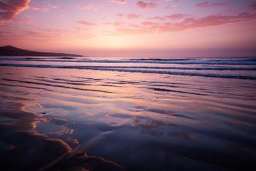 Sonnenaufgang mit Reflektion – Gran Canaria