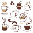 coffee and cafe lofo templates - 71883781