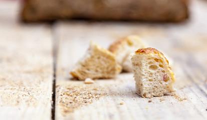 A Piece of Bread
