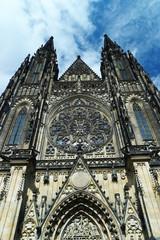 fachada catedral praga