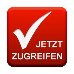Web Button rot: Jetzt zugreifen