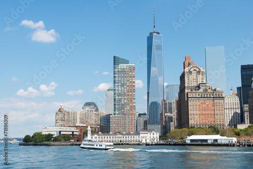 Poster Une visite de New York