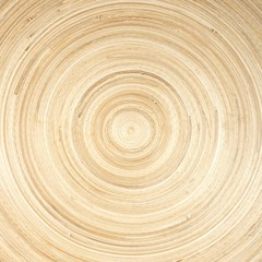 texture of modern wood circle rings