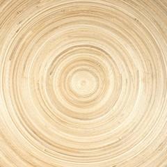 texture of modern wood circle rings