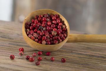 poivre rose- rouge