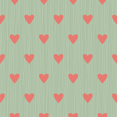seamless background with lines AND HEARTS